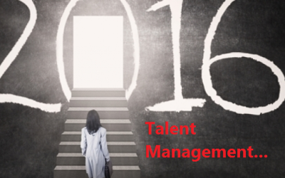 5 TALENT MANAGEMENT TRENDS TO EMBRACE IN 2016