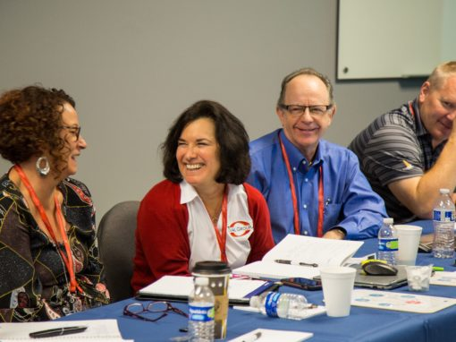 Global Visionary Partners Meeting